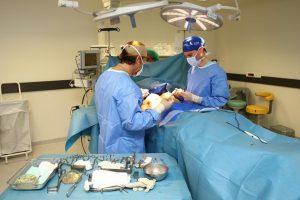 procedimento cirurgico - mamoplastia de aumento