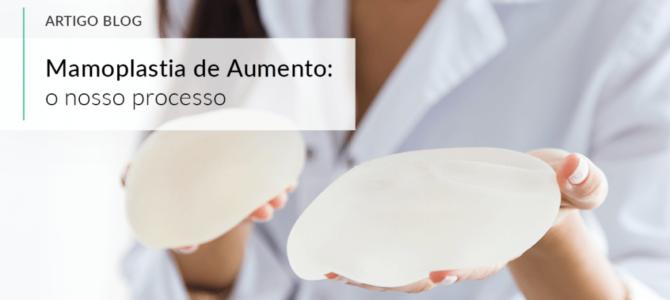 Mamoplastia de Aumento – a cirurgia passo a passo