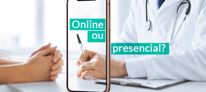 Consulta de cirurgia plástica: online ou presencialmente?